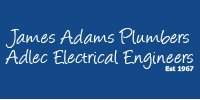 James Adams Plumbers & Adlec Electrical Engineers