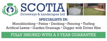 Scotia Driveways & Landscapes Ltd