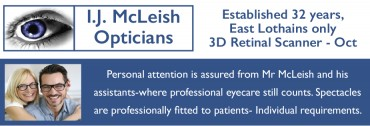 IJ McLeish Opticians