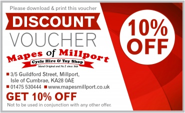 Mapes of Millport