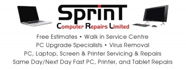 Sprint Computer Repairs Limited