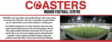 Coasters Indoor Football Centre
