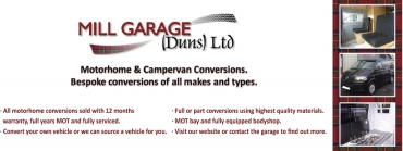 Mill Garage (Duns) Limited