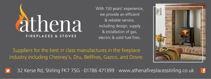Click here to visit Athena Fireplaces Stirling