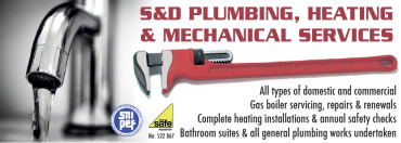 S&D Plumbing, Heating & Mechanical Services